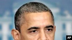 奧巴馬促參議院批准新削減戰略核武條約