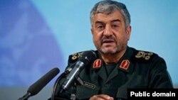 محمد علی جعفری فرمانده سپاه پاسداران