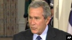 Bush on Middle East Extremism