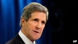 Menlu AS John Kerry akan menyampaikan rencana bantuan Amerika berupa peralatan militer non-letal untuk oposisi Suriah di Turki akhir pekan ini (Foto: dok).