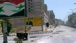 استعفای دادستان حما در اعتراض به سرکوب معترضان در سوریه