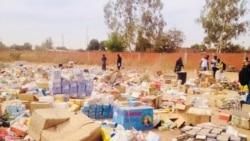 Plus de 30 tonnes de faux médicaments saisis à Ouagadougou