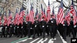 Diễu hành tại New York nhân dịp St. Patrick's Day