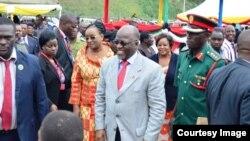 Rais Magufuli akizuru Rwanda