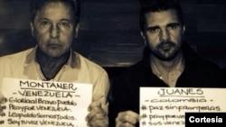 Ricardo Montaner y Juanes