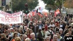 Демонстрации во Франции