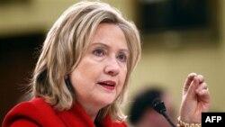 Ngoại trưởng Clinton kêu gọi Trung Quốc xem xét việc áp dụng thêm biện pháp chế tài Syria.