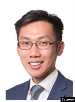 香港民主党医疗政策发言人袁海文。 (袁海文授权使用)