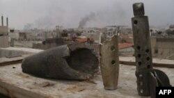 Suriyada döyüş