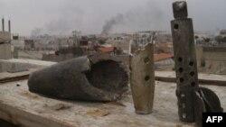 Suriyada hərbi əməliiyyat