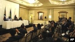 Reunião da SADC (foto de arquivo)