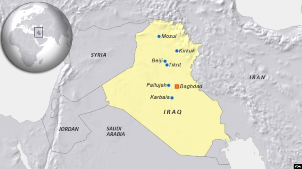 Suicide Bomber Kills 6 in Southern Iraq