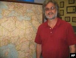 John Ogulnik, head of VOA's Sudan Project