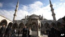 Kota Istanbul, Turki menjadi tuan rumah pertemuan Menkeu negara-negara G20 (foto: dok).