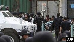 Đây là vụ việc mới nhất trong một loạt những vụ rối loạn ở Trung Quốc hồi gần đây