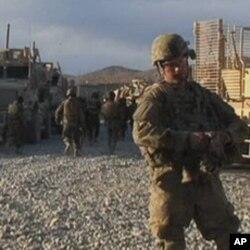 نیویورک تایمز: خروج عساکر امریکایی ازافغانستان تحت مطالعه است
