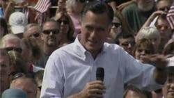 Romney Touts Business Background in Presidential Bid