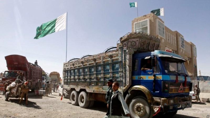 پاکستان د چمن دروازه پرانیستله