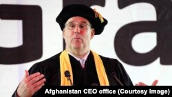 دیوید سدنی، رییس بورد پوهنتون امریکایی افغانستان