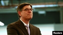 U.S. Treasury Secretary Jacob Lew, Aug. 22, 2013.