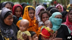VOA Asia - Rohingya rape said to be sweeping and methodical