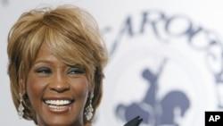 Whitney Houston, 28 outubro, 2006.