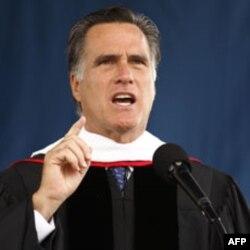 Verovatni Obamin rival na novembarskim izborima, Mit Romni