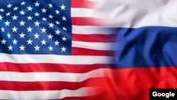 Zastave Sjedinjenih Država i Rusije (Foto: Google Inc)