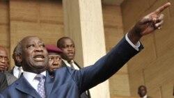 Laurent Gbagbo ani Ble Goude ka, segini so laseli, codiwoire jamanatigi Alassane Wattara fe