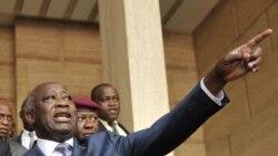Alassane Ouattara ni Laurent Gbagbo Ka Ŋonkonye