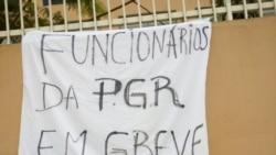 Oficiais da justiça em greve em Angola - 1:40