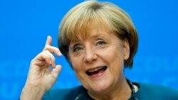 '독일 메르켈 총리, 가장 영향력 있는 여성'