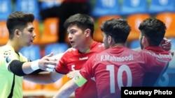 تیم ملی بیست سال فوتسال افغانستان