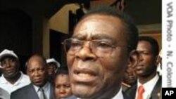 Le président Obiang Nguema Mbasogo