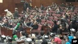 آرشیف: اعضای ولسی جرگۀ شورای ملی افغانستان