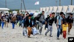 Impunzi muri Macedoniya