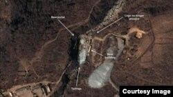 북한 풍계리 핵실험장 (사진제공=38노스-에어버스디펜스 앤드 스페이스)