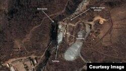 북한전문 웹사이트인 '38노스'가 2일 공개한 북한 풍계리 핵실험장 모습. 지난 10월부터 11월까지 촬영된 민간 위성사진을 판독한 결과를 담았다. (사진제공=38노스-에어버스디펜스 앤드 스페이스)