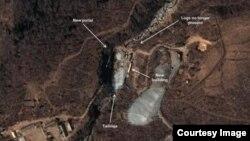 북한전문 웹사이트 '38노스'가 지난해 12월 공개한 북한 풍계리 핵실험장 모습. (사진 출처 = 38노스-에어버스디펜스 앤드 스페이스)