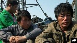 遭北韓綁架的中國漁民