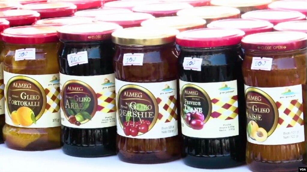 Prodhimet tradicionale të fermerëve shqiptarë
