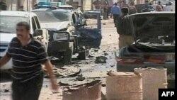 İraqda silsilə bomba hücumları baş verib