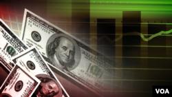 El crecimiento económico de EE.UU. en el primer trimestre de 2017 fue a un ritmo del 1,4% según el Departamento de Comercio.