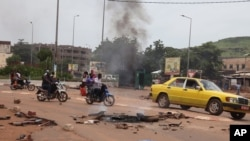 Protestos em Mali (Foto de Arquivo)