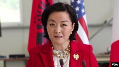 US Ambassador Yuri Kim