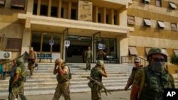 Російські військові поліцейські в Сирії