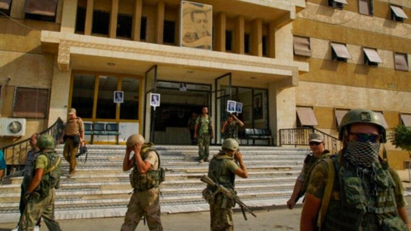 Pemimpin Militer AS, Rusia Bahas Ketegangan di Deir el-Zour, Suriah