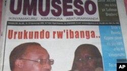 Minisitiri, Protais Musoni, na Dr. Aisa Kirabo Kacyira