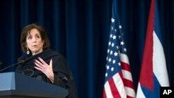 En el último encuentro, en el que participó la secretaria adjunta para asuntos del hemisferio occidental del departamento de Estado, Roberta Jacobson en Washington las partes acordaron establecer comisiones temáticas que mantendrán diálogos sobre asuntos específicos.