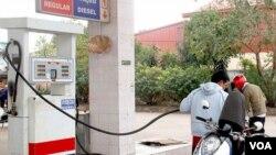 Arrestation d'un leader de la société civile contre la pénurie de gaz